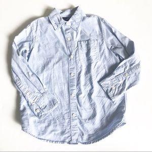 Gap button down dress shirt